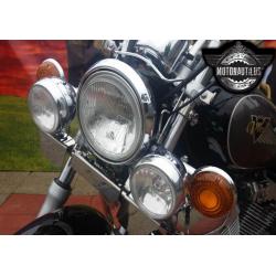 Lightbar - люстра с цоколем Н3 2х55Вт