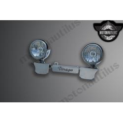 Lightbar - люстра с цоколем Н3 2х55Вт.