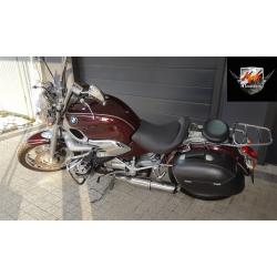 Хромированный багажник-рейлинг для установки на мотоцикл ТОЛЬКО С ОРИГИНАЛЬНОЙ СПИНКОЙ